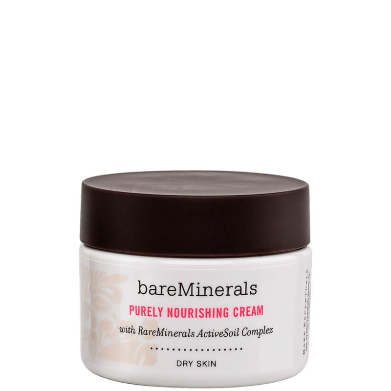 bareMinerals Purely Nourishing Cream Dry Skin - Creme Hidratante 50ml