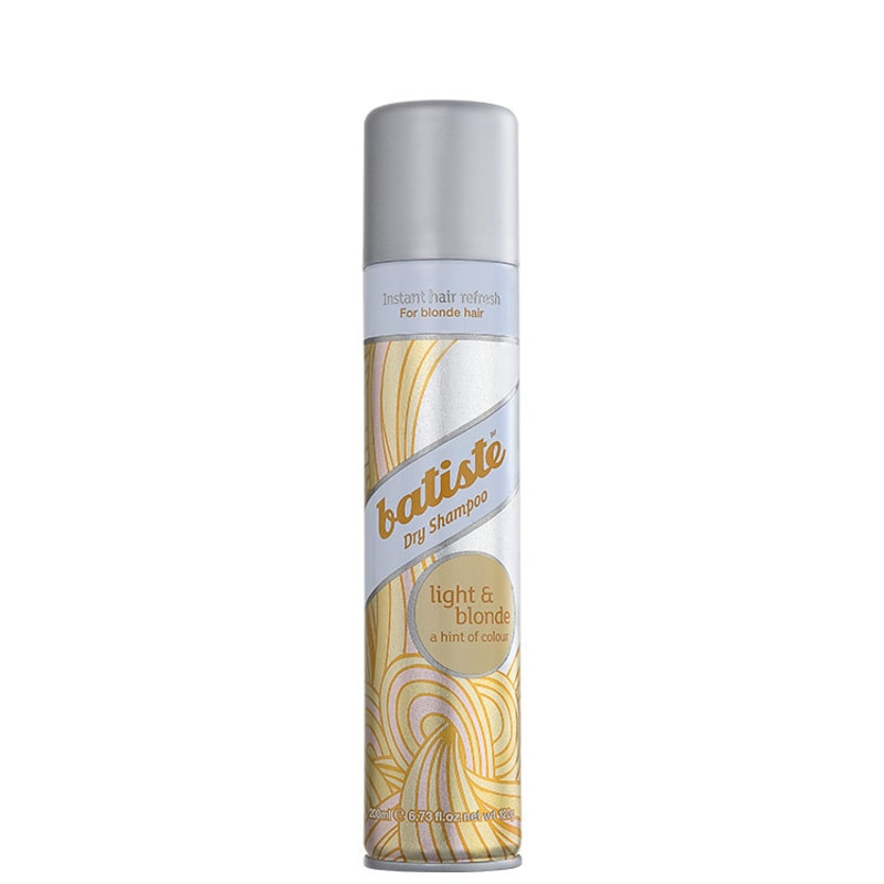 Batiste Light & Blonde - Shampoo a Seco 200ml