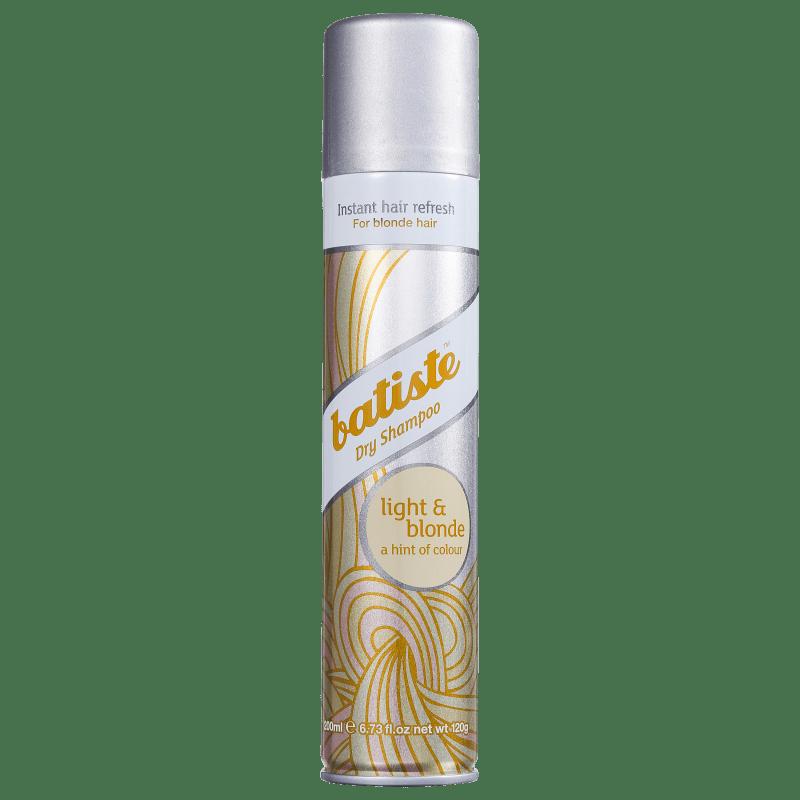 Batiste Light & Blonde - Shampoo a Seco 200ml
