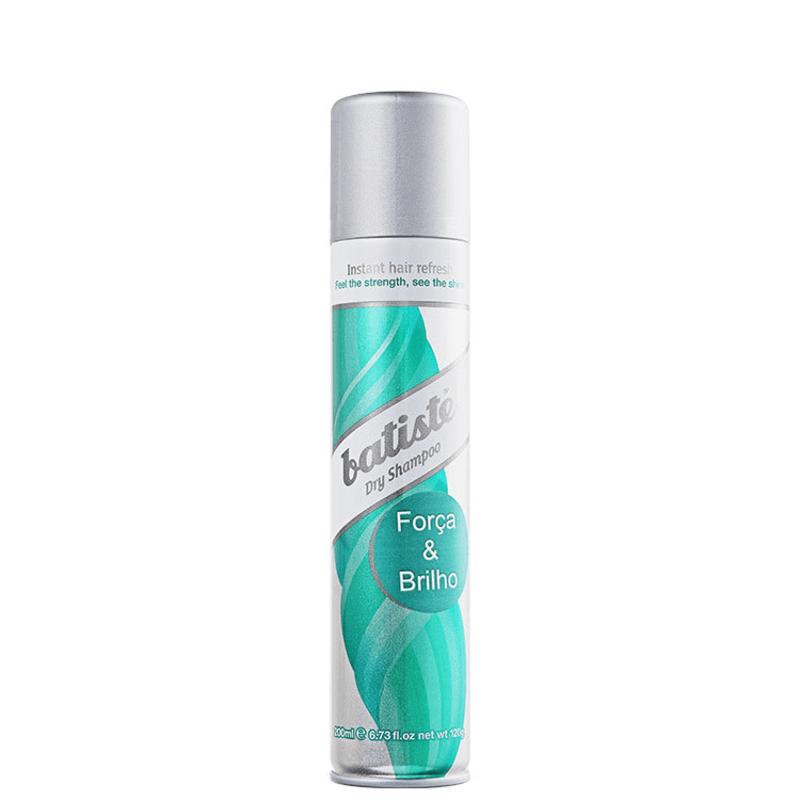 Batiste Strenght & Shine - Shampoo Seco 200ml