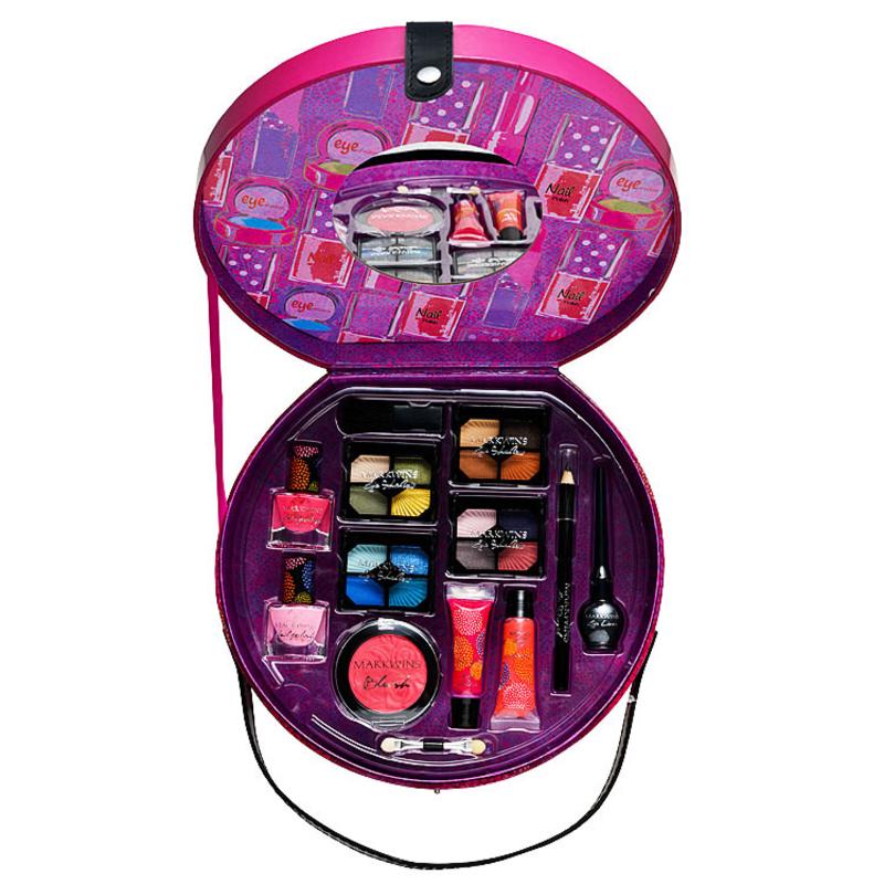 Markwins Beauty Hat Box - Maleta de Maquiagem