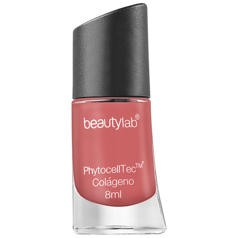 beautyLAB Romantic Wine - Esmalte Cintilante 8ml