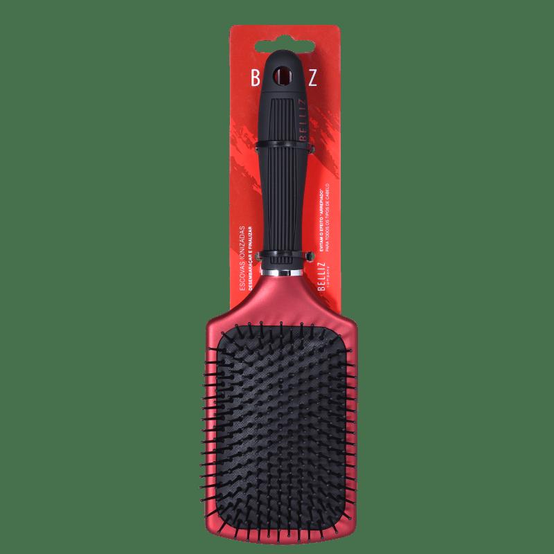 Belliz Ion Escova Raquete - Escova de Cabelo