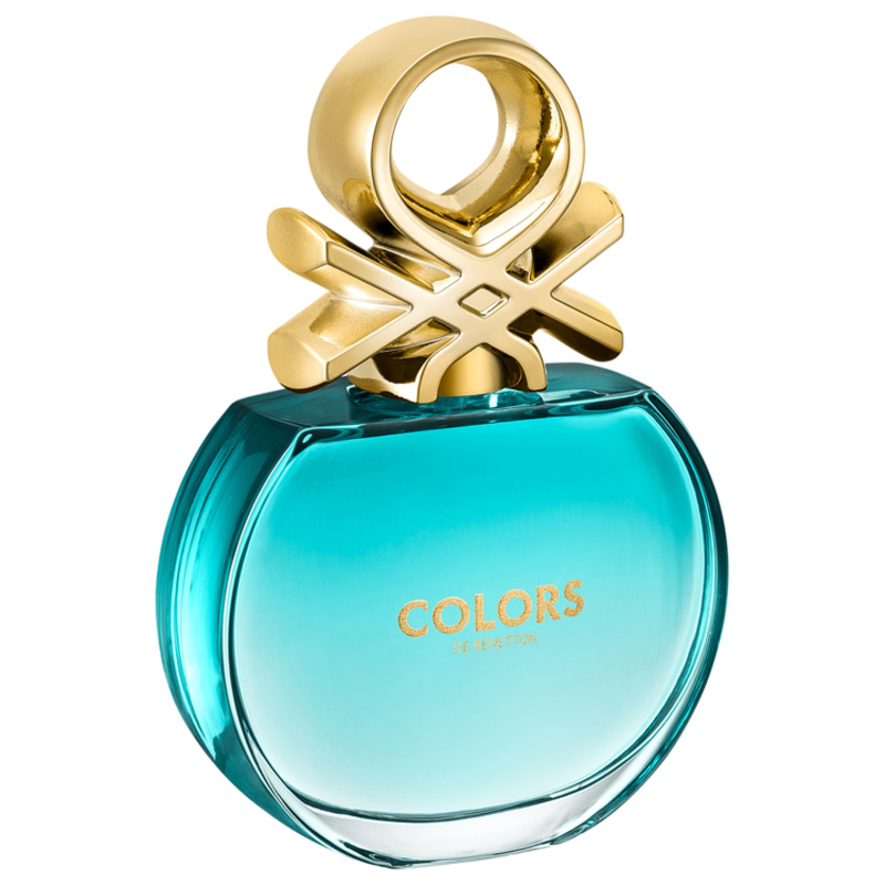 Colors Blue Benetton Eau de Toilette - Perfume Feminino 80ml