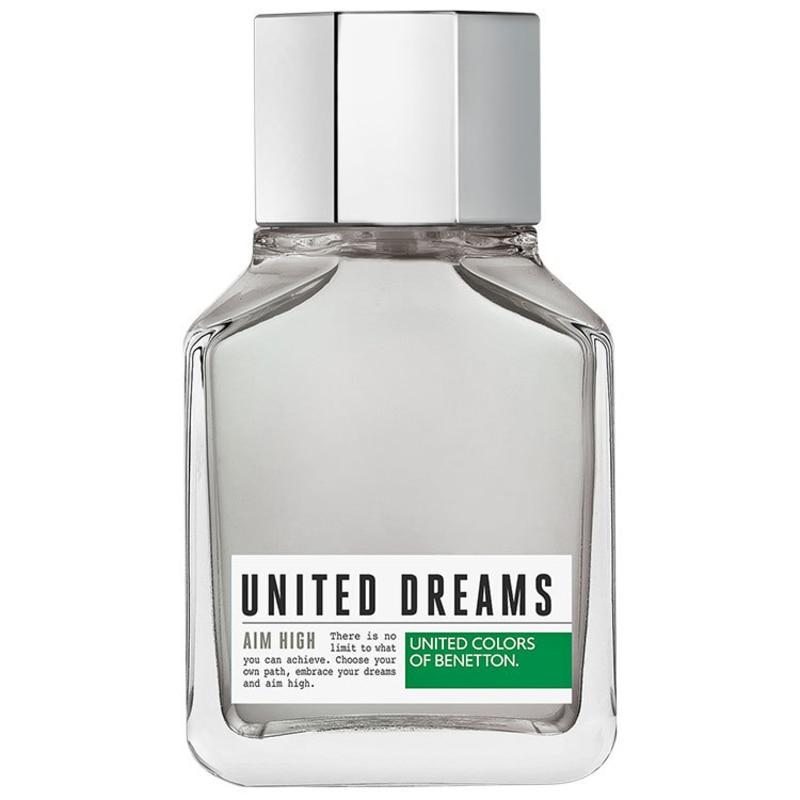 United Dreams Aim High Benetton Eau de Toilette - Perfume Masculino 100ml