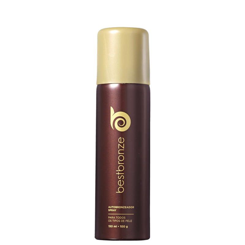 Best Bronze Bronze Sem Sol - Spray Autobronzeador 150ml