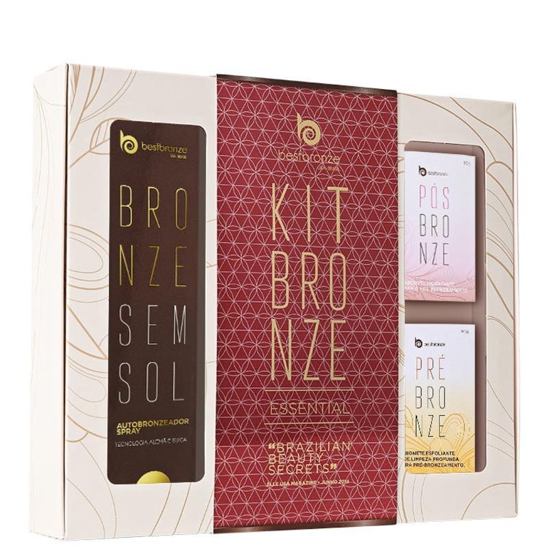 Kit Best Bronze Essential (4 produtos)
