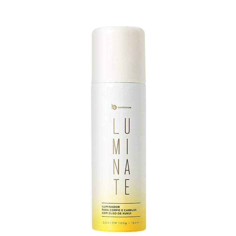 Best Bronze Luminate - Spray Iluminador 150ml