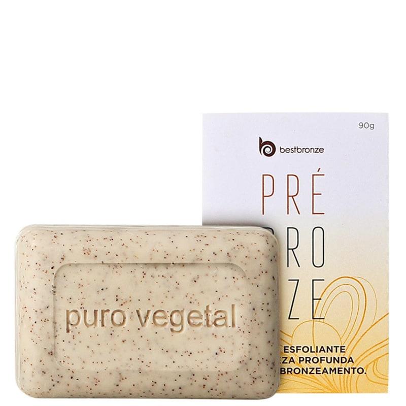 Best Bronze Pré Bronze - Sabonete Esfoliante 90g