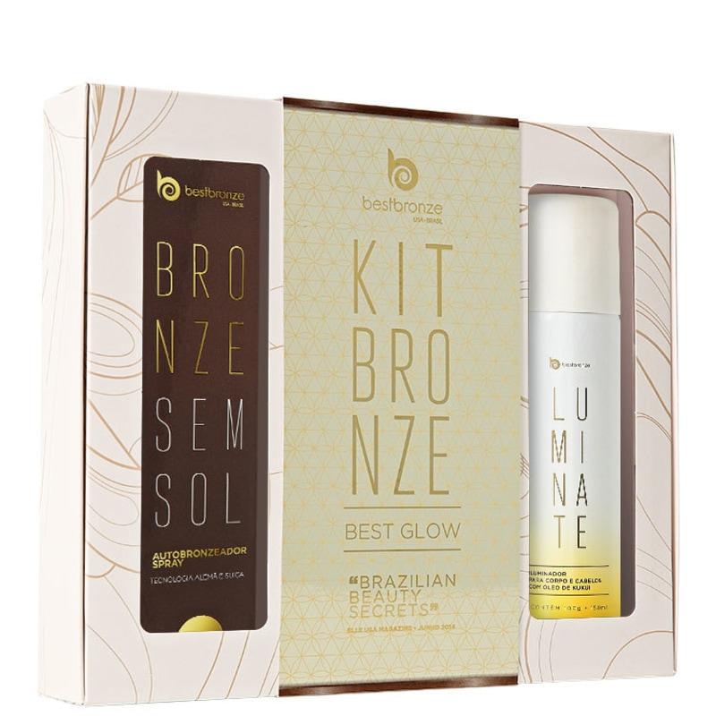 Kit Best Bronze Presente Best Glow (2 produtos)