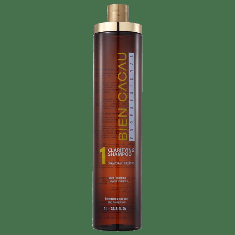 Bien Professional Bien Cacau Clarifying - Shampoo Antirresíduos 1000ml