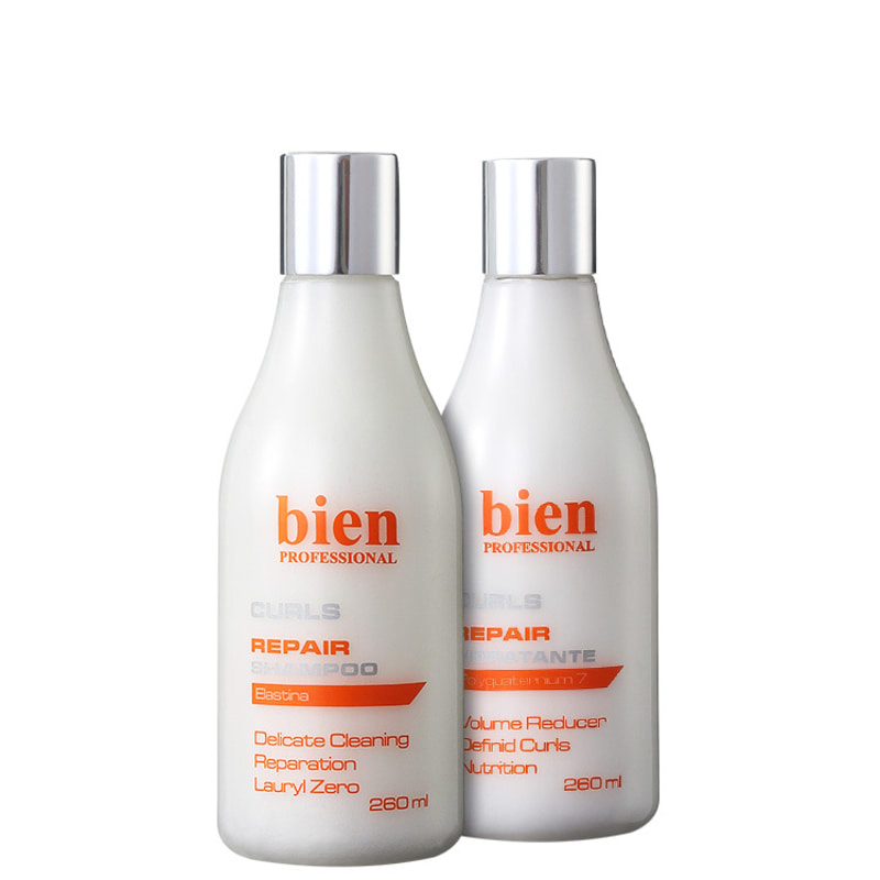 Kit Bien Professional Curls Repair Duo (2 Produtos)