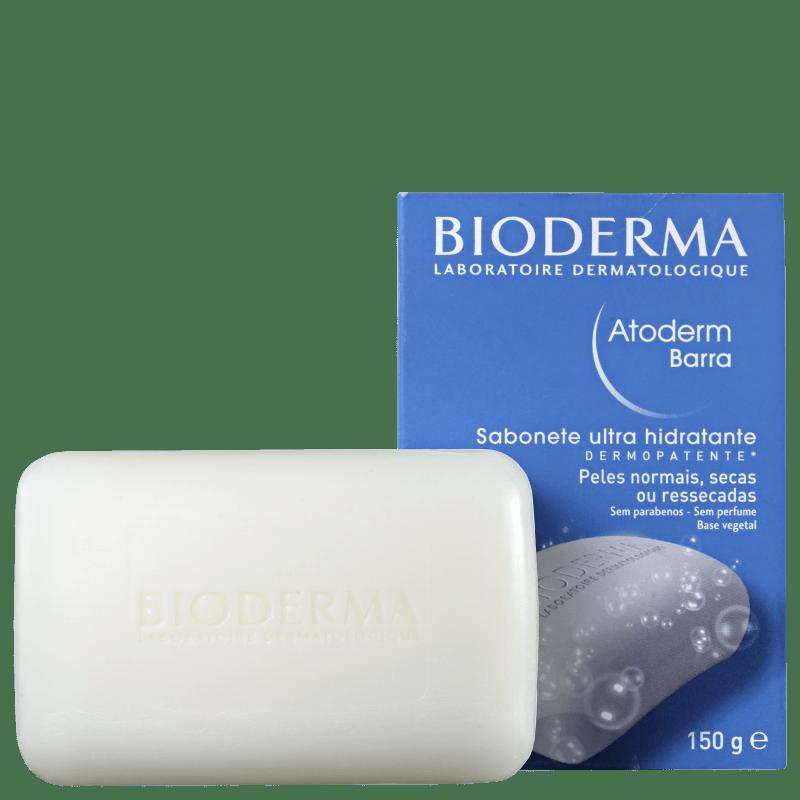 Bioderma Atoderm Barra - Sabonete Hidratante 150g