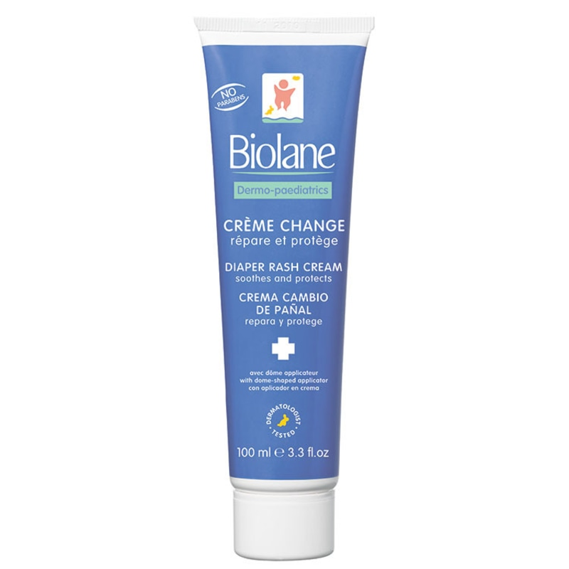 Biolane Dermo-Pédiatrie Crème Change - Creme Antiassaduras 100ml