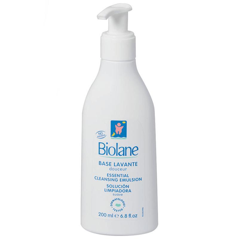 Biolane Base Lavante Douceur - Água de Limpeza 200ml