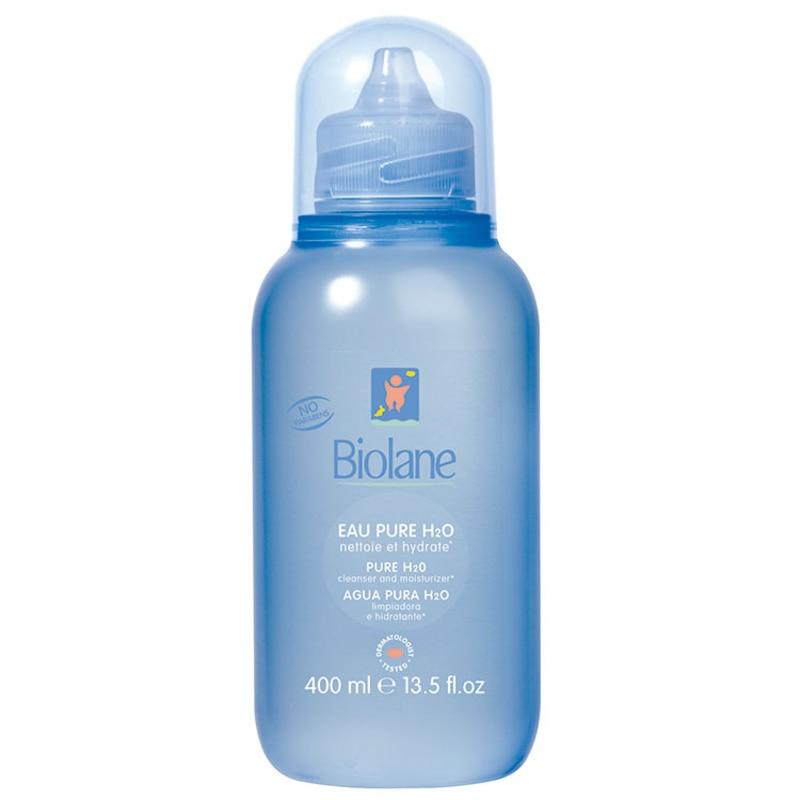 Biolane Eau Pure H2O - Água de Limpeza 400ml