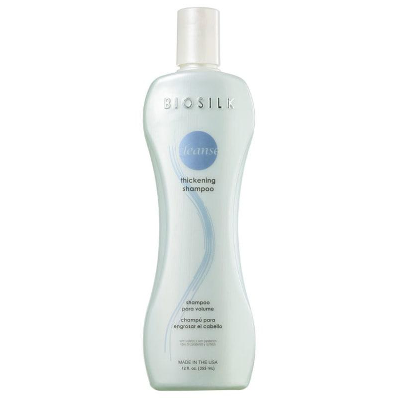 Biosilk Cleanse Thickening - Shampoo 355ml