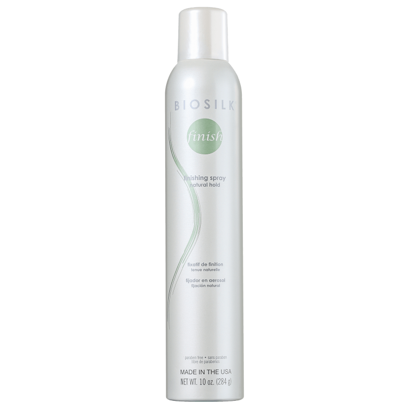 Biosilk Finish Natural Hold - Spray Fixador 284g