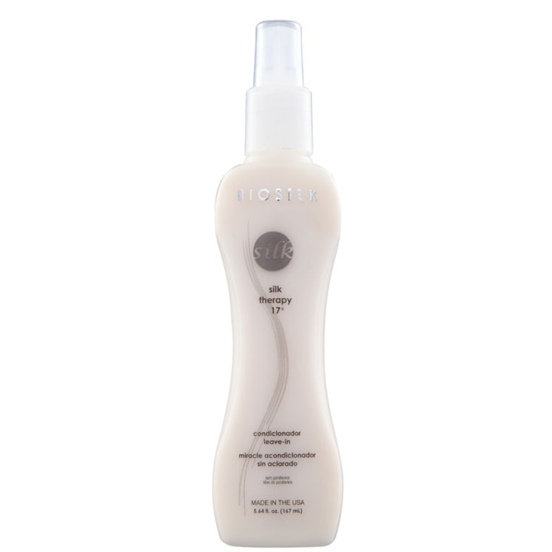Biosilk Silk Therapy 17 Miracle Conditioner - Leave-in 167ml