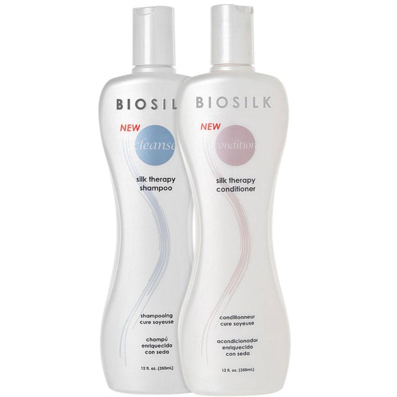 Biosilk Silk Therapy Duo Kit (2 Produtos)