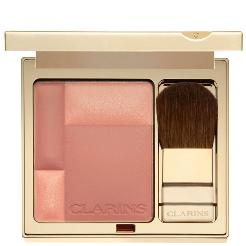 Clarins Prodige Illuminating Cheek Colour 05 Rose Wood - Blush Natural