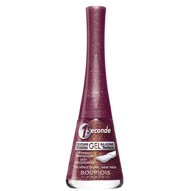 Bourjois 1 Second Gel T40 I Like To Mauve It - Esmalte 9ml