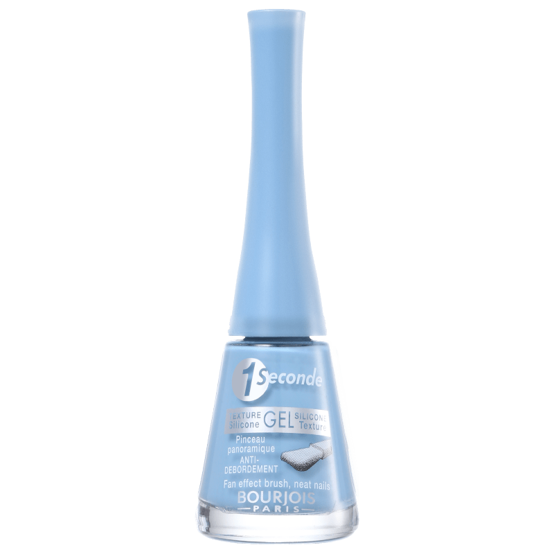 Bourjois 1 Seconde Gel T08 Blue Water - Esmalte Cremoso 8ml