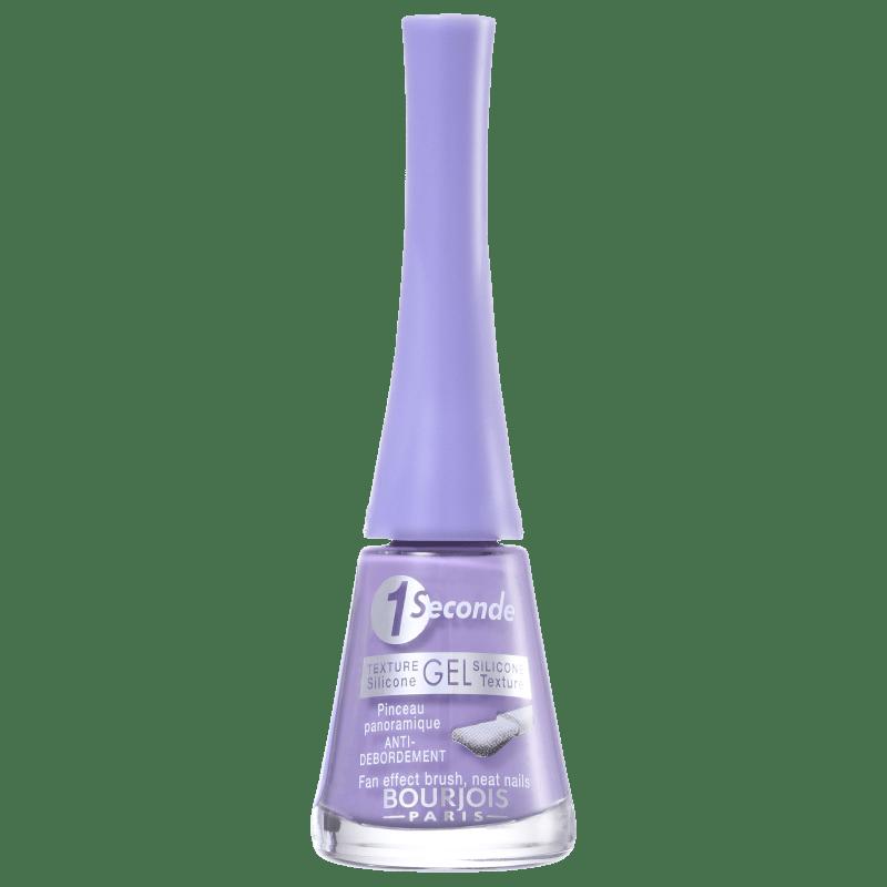 Bourjois 1 Seconde Gel T09 Lavanda Esquisse - Esmalte Cremoso 8ml