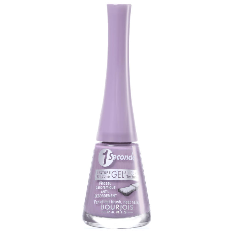 Bourjois 1 Seconde Gel T13 Figue Chic - Esmalte Cintilante 8ml