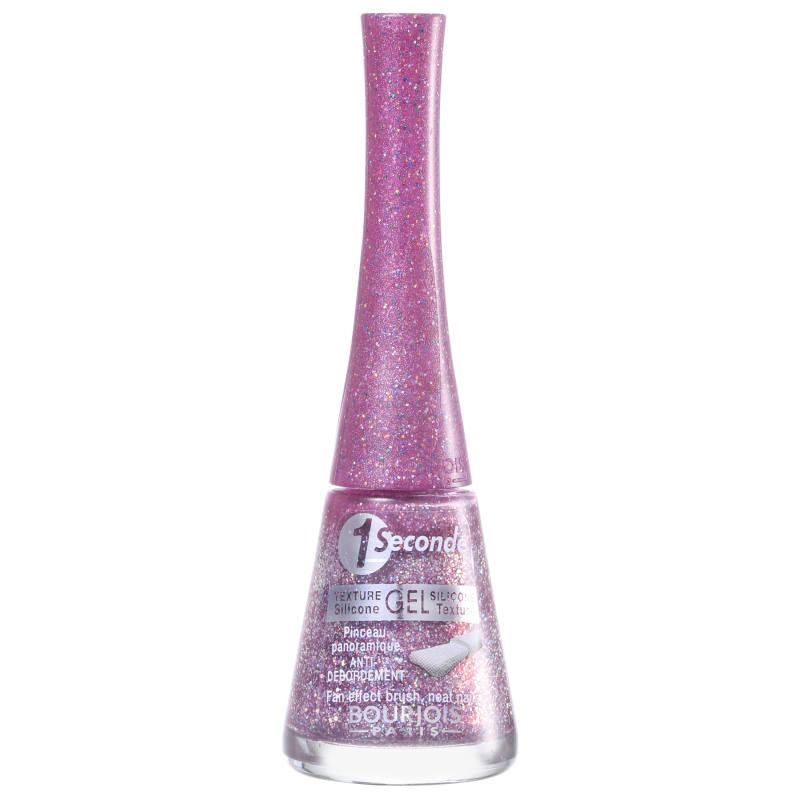 Bourjois 1 Seconde Gel T14 Rainbow Apparition - Esmalte Glitter 8ml