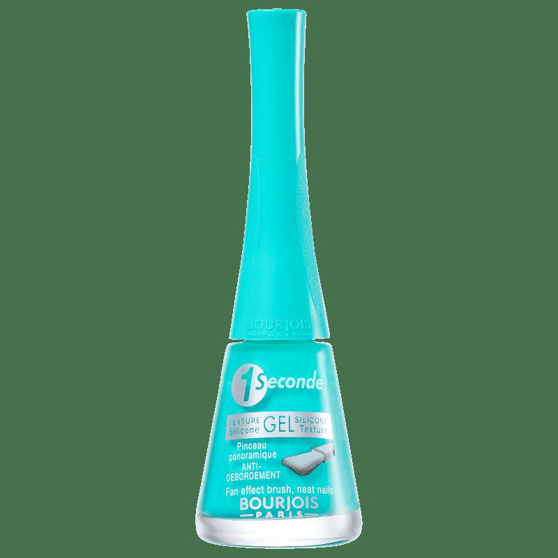 Bourjois 1 Seconde Gel T22 Turquoise Block - Esmalte Cremoso 9ml