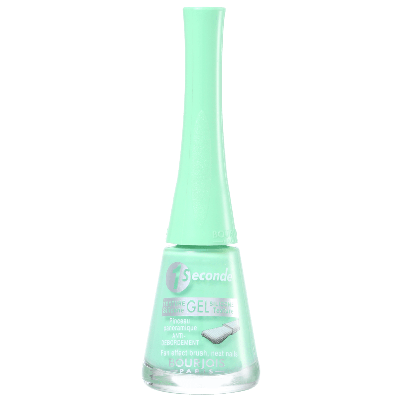 Bourjois 1 Seconde Gel T27 Green Fizz - Esmalte Cremoso 8ml