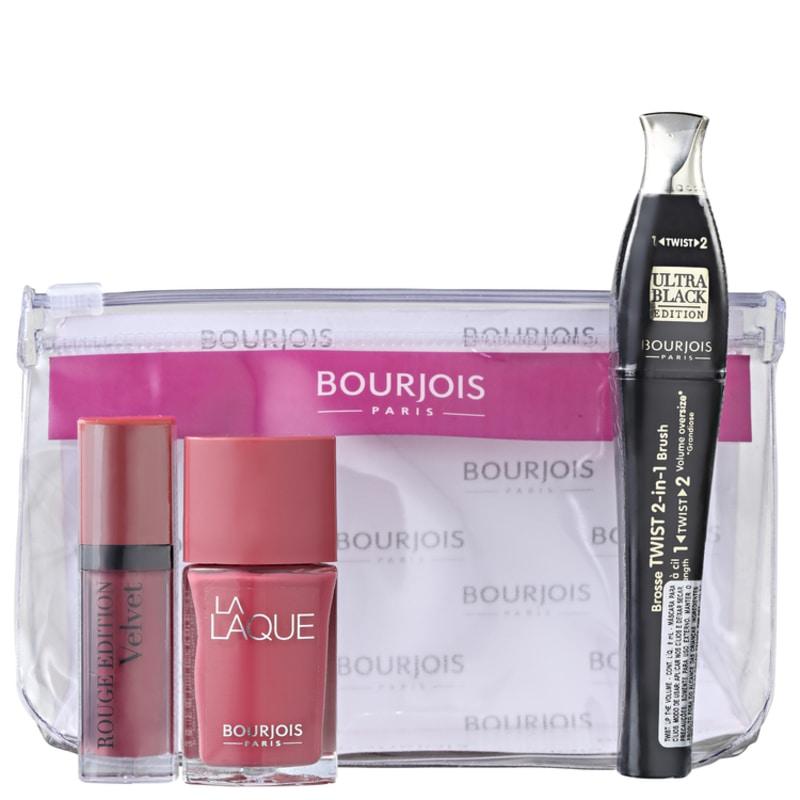 Bourjois Beige Glamour Kit (3 Produtos)