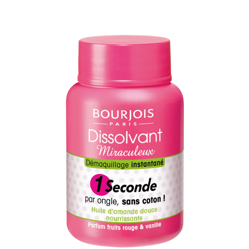 Bourjois Dissolvant Miraculeux - Removedor de Esmalte 75ml