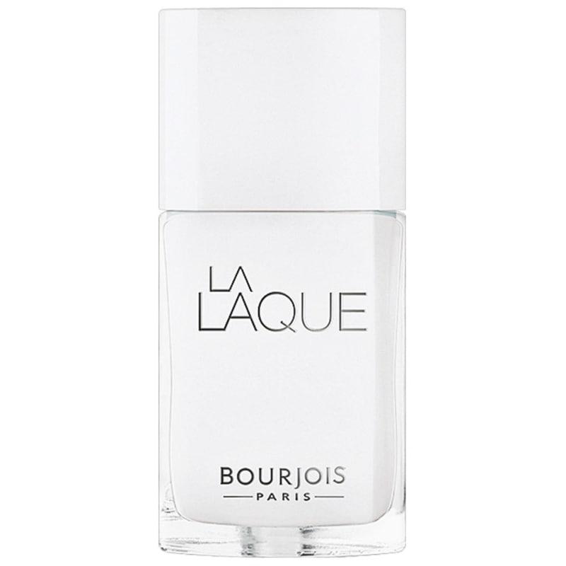 Bourjois La Laque 01 White Spirit - Esmalte Cremoso 10ml
