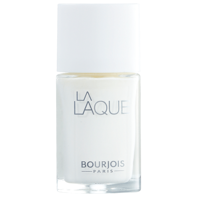 Bourjois La Laque 01 White Spirit - Esmalte Cremoso 10ml