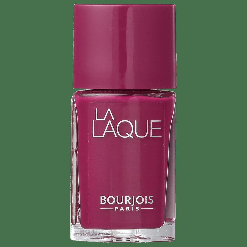 Bourjois La Laque 10 Beach Violet - Esmalte Cremoso 10ml