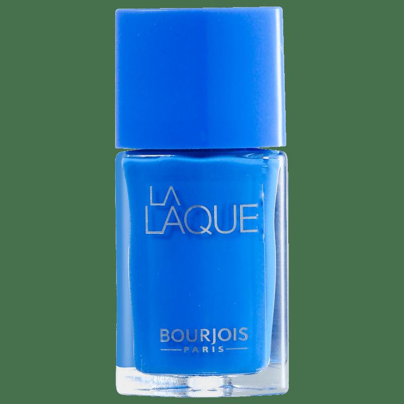 Bourjois La Laque 11 Only Bluuuue - Esmalte Cremoso 10ml