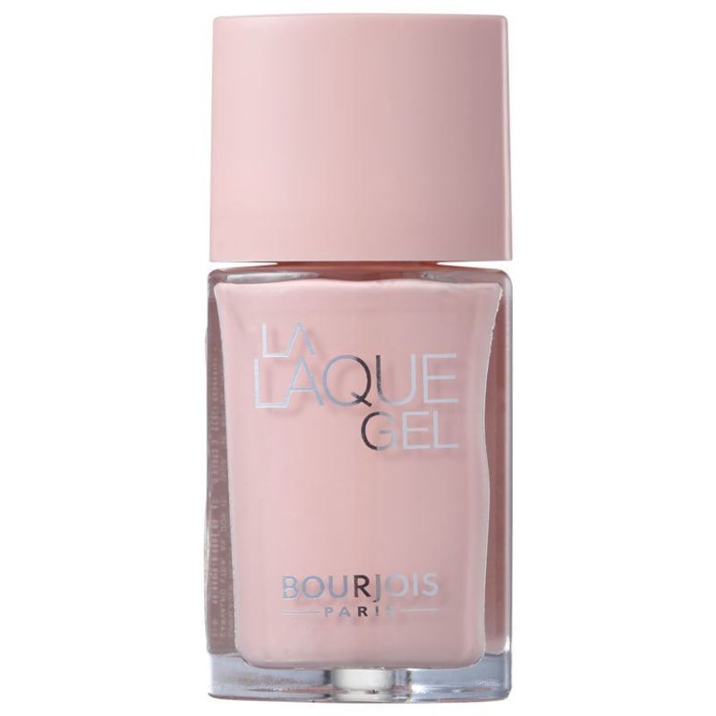 Bourjois La Laque Gel 02 Chair et Tendre - Esmalte Cremoso 10ml