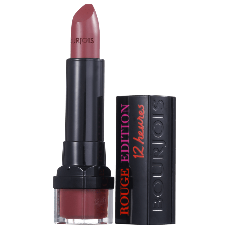 Bourjois Rouge Edition 12 Hour 30 Prune After Work - Batom Matte 3,5ml