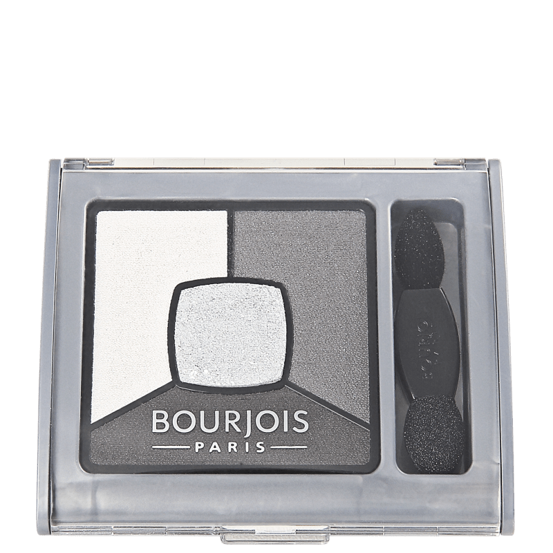 Bourjois Smoky Stories 01 Grey Night - Paleta de Sombras 3,2g