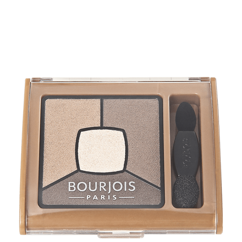 Bourjois Smoky Stories 06 Upside Brown - Paleta de Sombras 3,2g