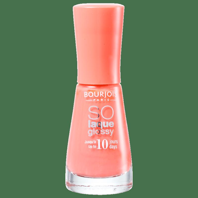 Bourjois So Laque Glossy Pamplemousse - Esmalte Cremoso 10ml
