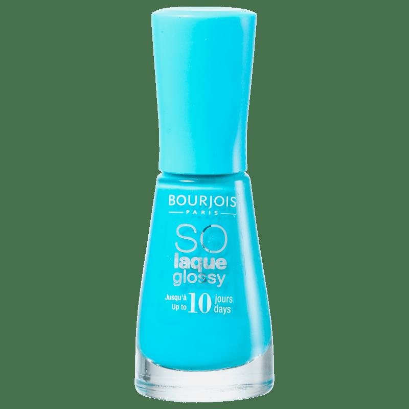 Bourjois So Laque Glossy Success Azure - Esmalte Cremoso 10ml