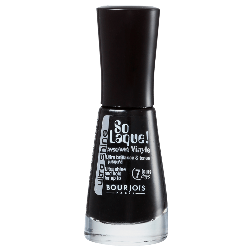 Bourjois So Laque Ultra Shine Noir de Chine - Esmalte Cremoso 10ml