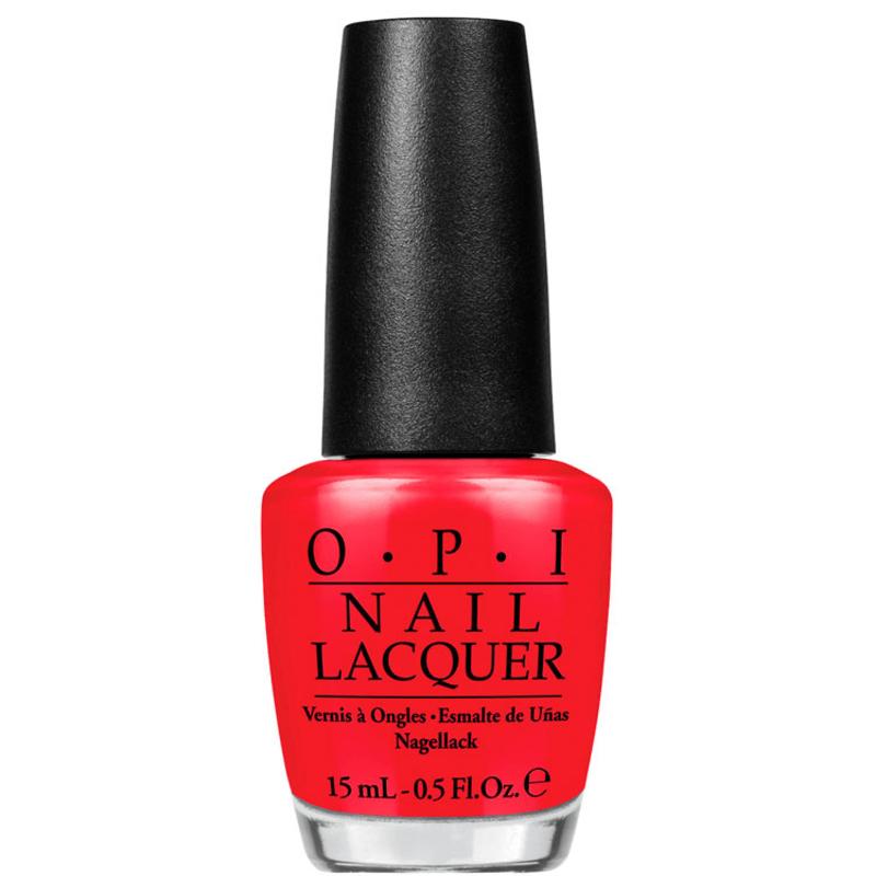 OPI Brazil Collection Red Hot Rio - Esmalte Cremoso 15ml