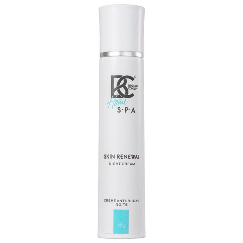 Brazilian Concept Skin Renewal Night Cream - Creme Antirrugas Noturno 50g