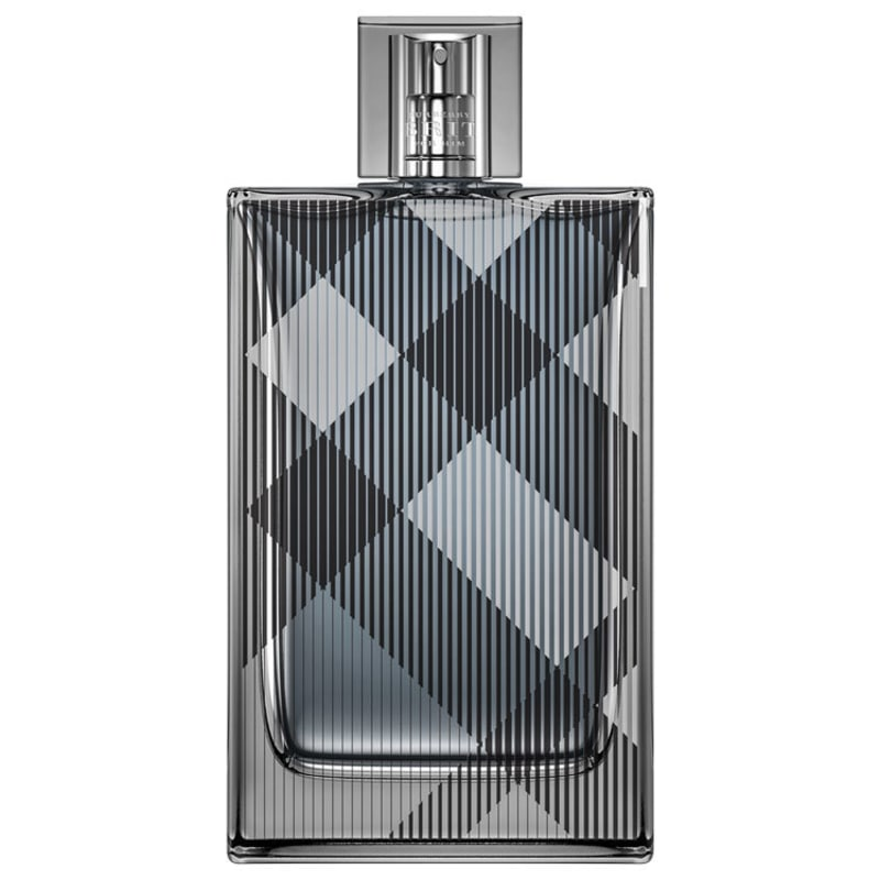 Brit For Men Burberry Eau de Toilette - Perfume Masculino 100ml