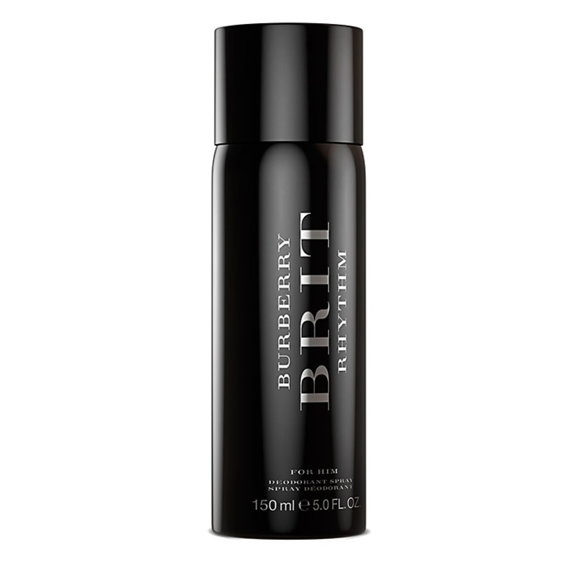 Burberry Brit Rhythm for Him - Desodorante Spray Masculino 150ml