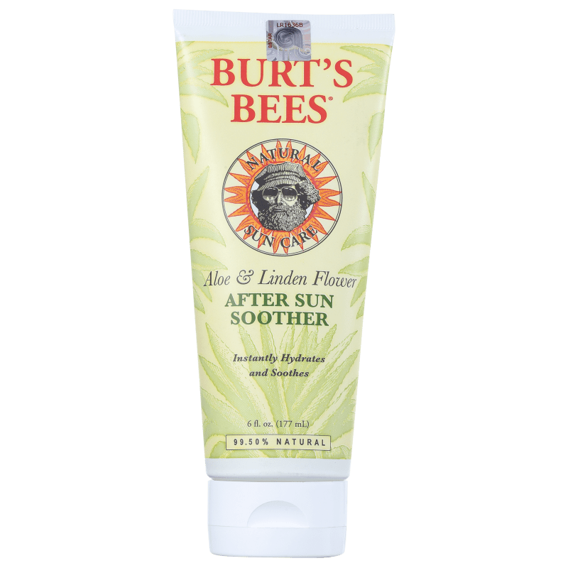 Burt's Bees Aloe & Linden Flower After Sun Soother - Pós-Sol 200g